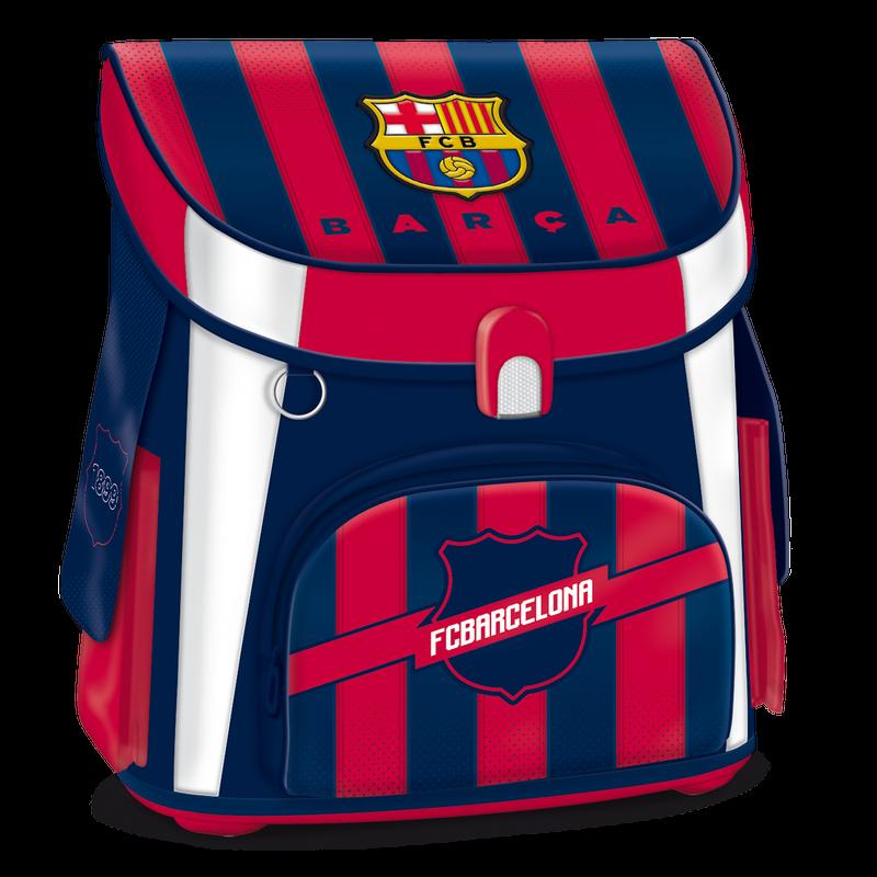 Ars Una FCBarcelona kompakt easy mágneszáras iskolatáska
