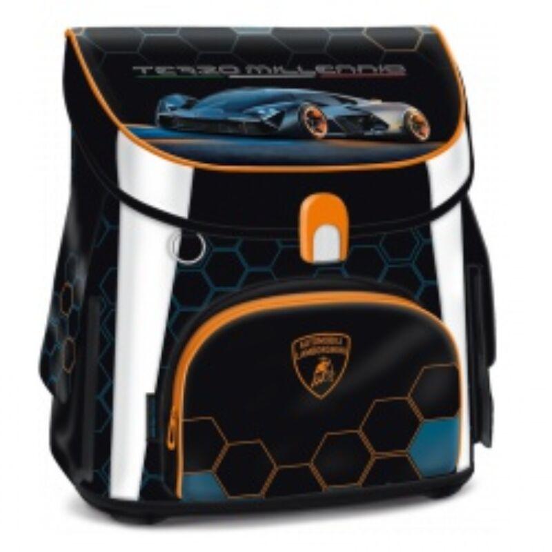 Ars Una Lamborghini kék kompakt easy mágneszáras iskolatáska