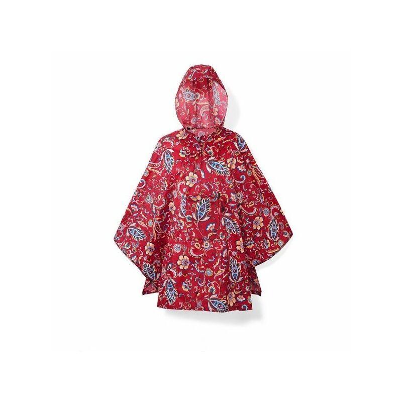 Reisenthel Poncho, paisley ruby