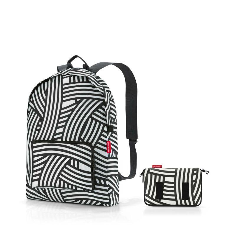 Reisenthel Mini Maxi Hátizsák, zebra