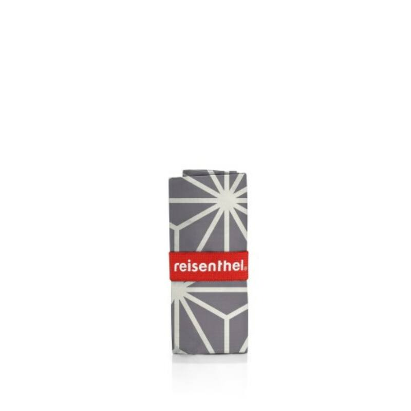 Reisenthel mini maxi shopper, geometric szürke