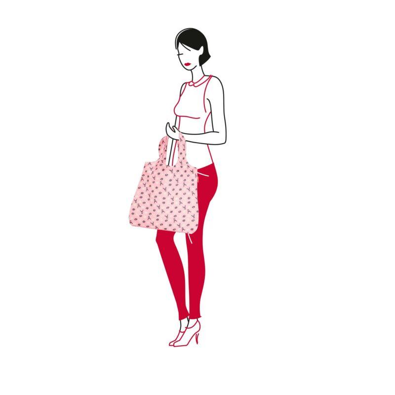 Reisenthel mini maxi shopper, bavaria rose