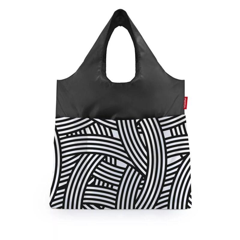 Reisenthel mini maxi shopper plus, zebra