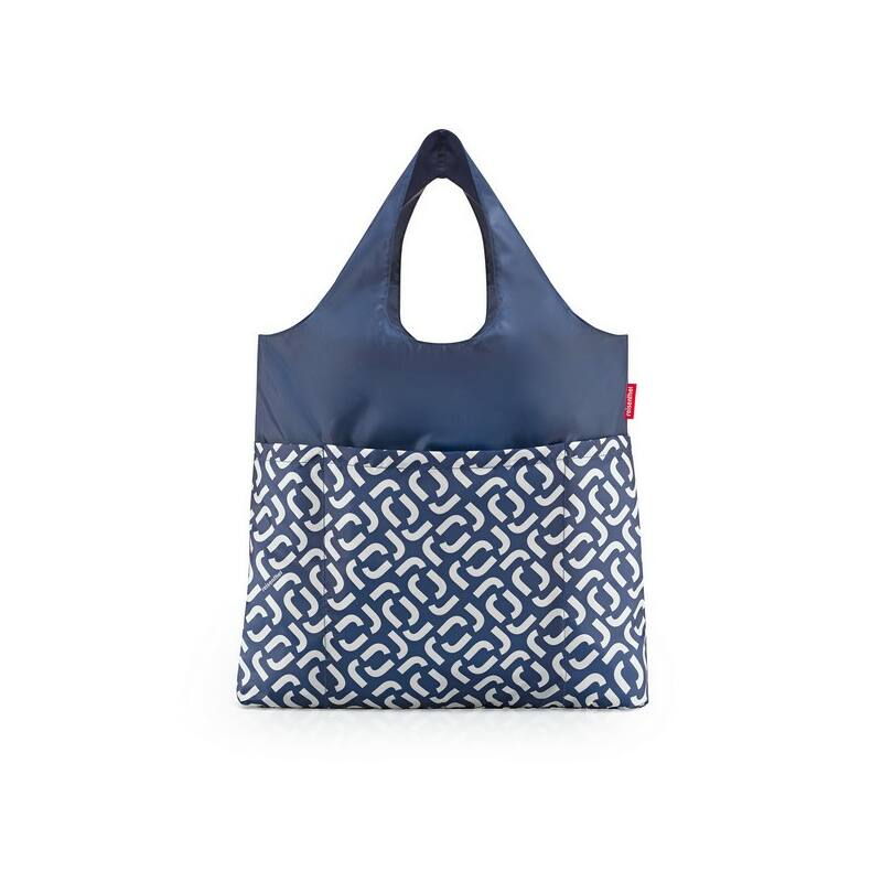 Reisenthel mini maxi shopper plus, signature navy