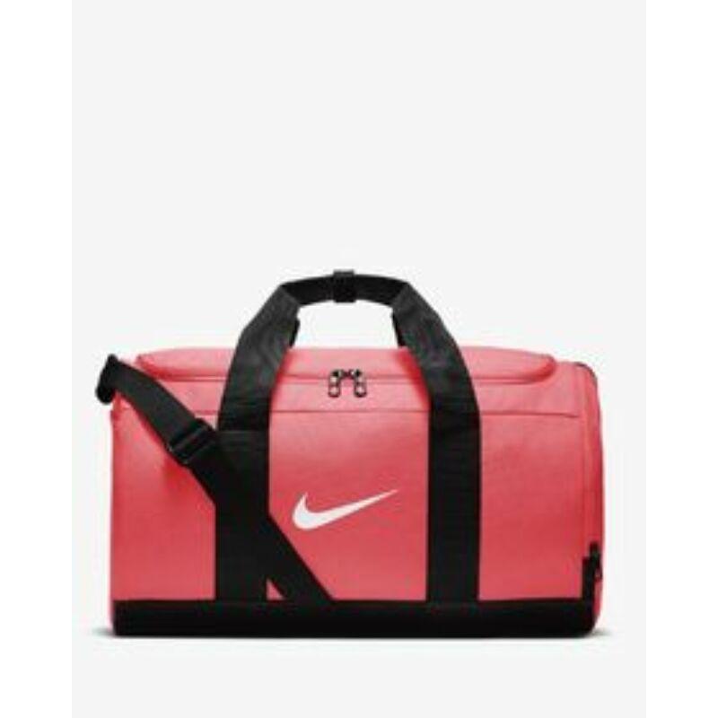 Nike TEAM sporttáska, korall