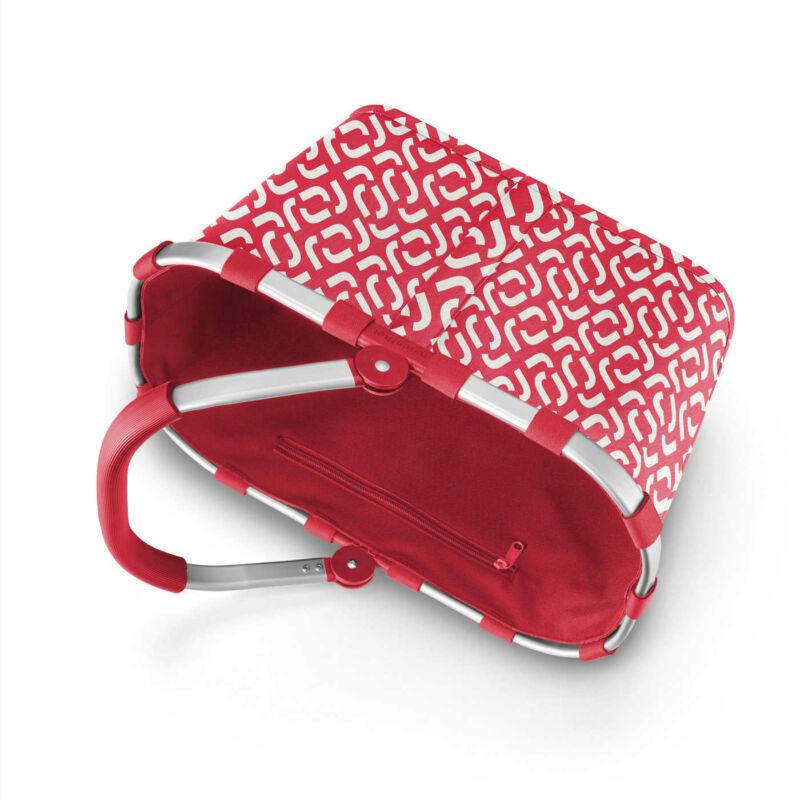 Reisenthel Carrybag kosár, signature red