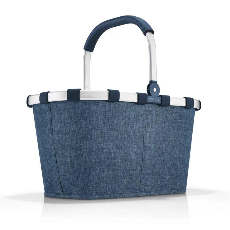Reisenthel Carrybag kosár, twist blue