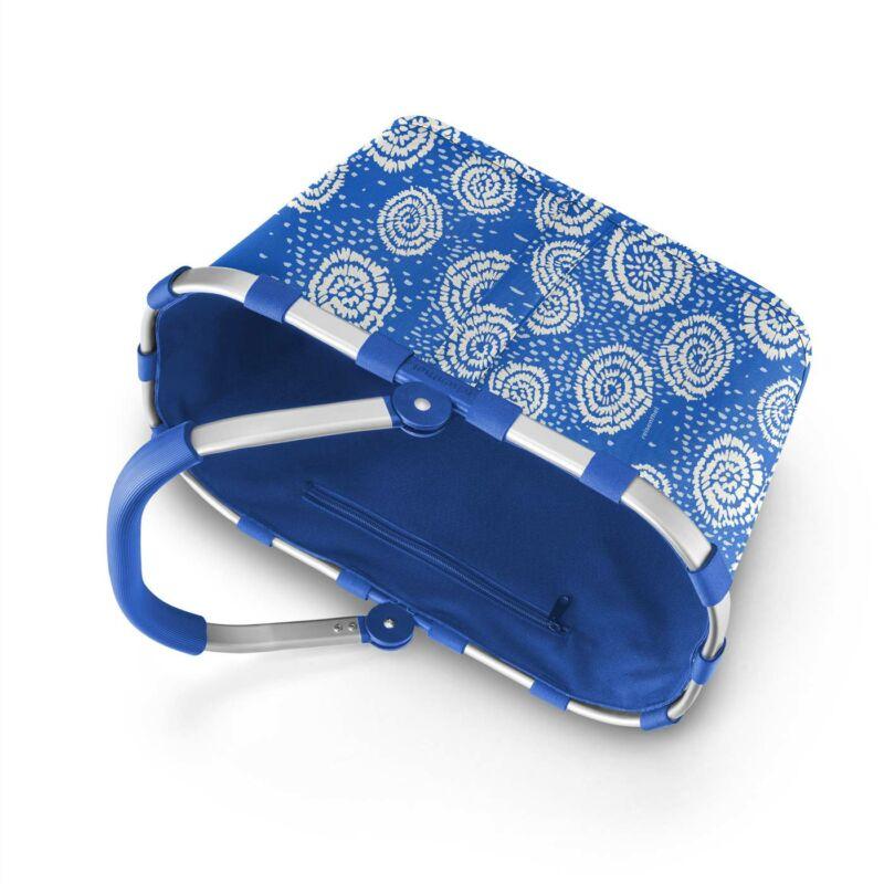 Reisenthel Carrybag kosár, batik strong blue