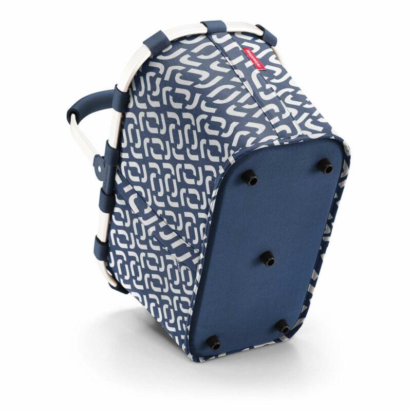 Reisenthel Carrybag frame kosár, signature navy