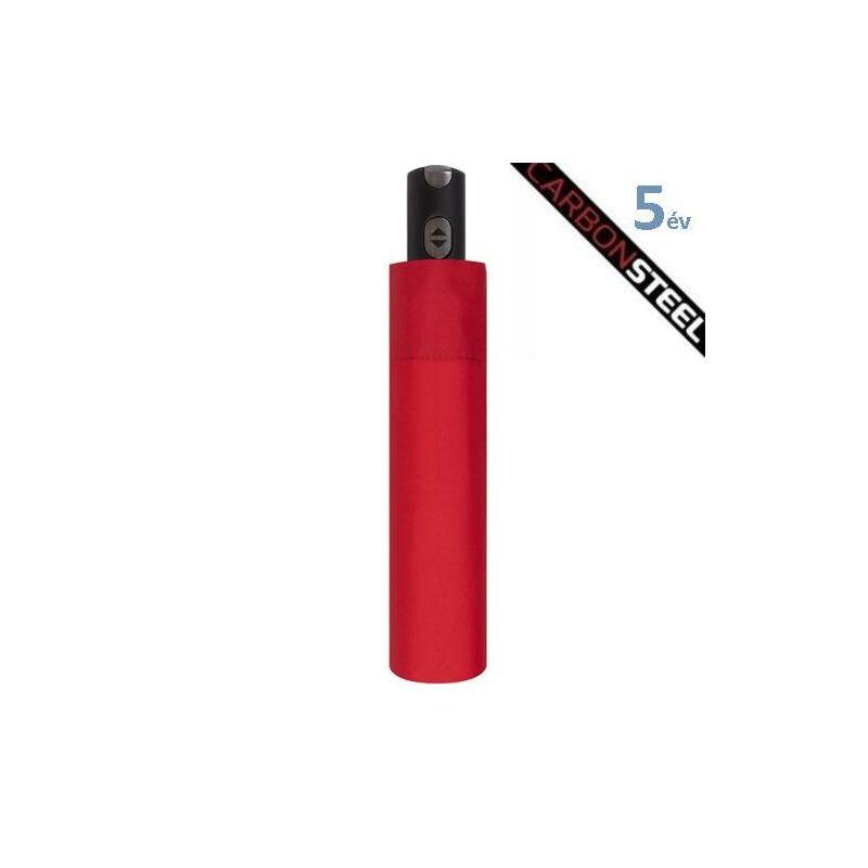 DOPPLER Carbonsteel Magic uni rot automata női esernyő, piros