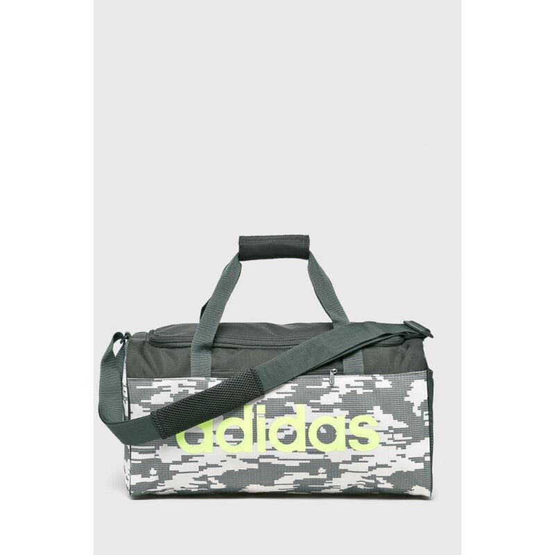 Adidas sporttáska LIN CORE DUF SG, terep mintás