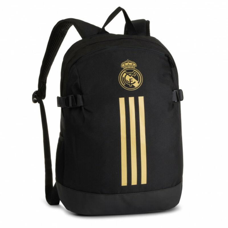 Adidas hátizsák, REAL BP, fekete-arany