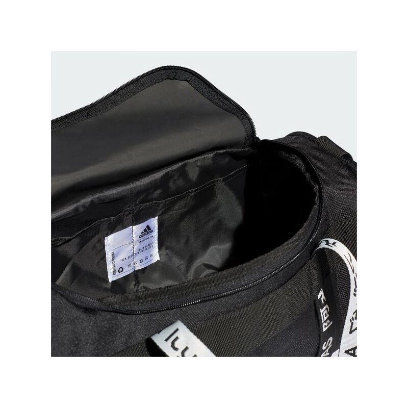 Adidas sporttáska 4A THLTS DUF XS, fekete-fehér