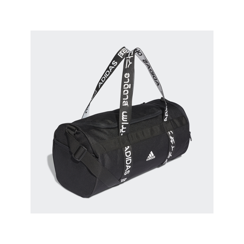 Adidas sporttáska 4A THLTS DUF S, fekete-fehér