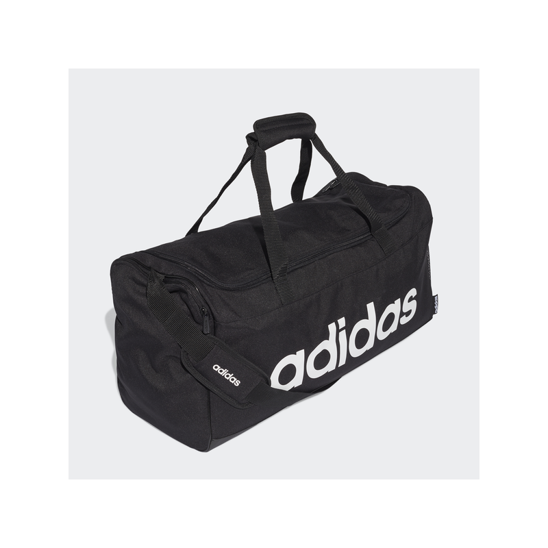 Adidas sporttáska LIN DUFFLE M, fekete