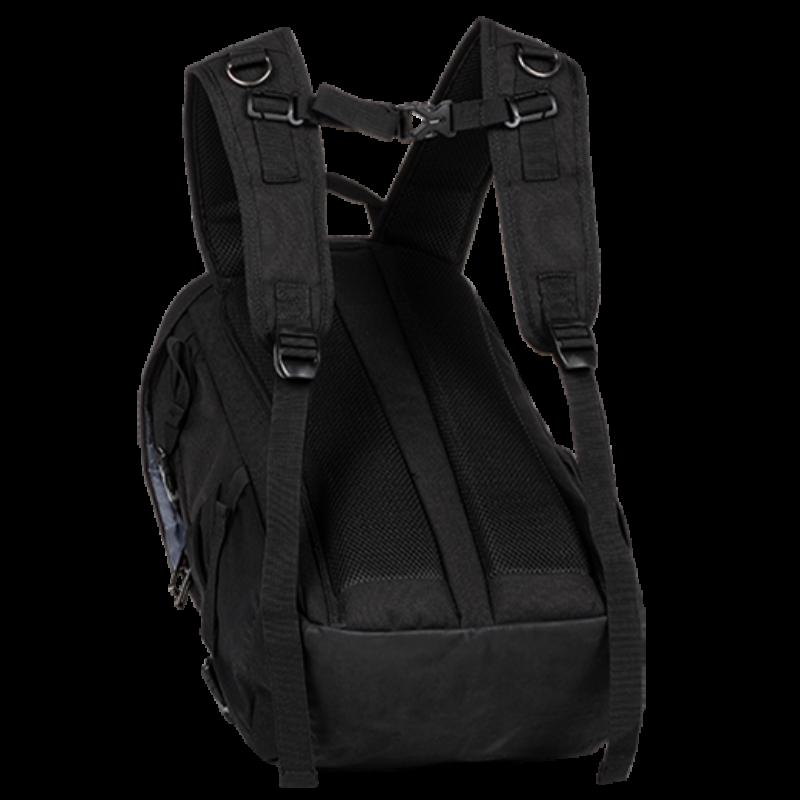 Bagmaster hátizsák FUTURITY, fekete
