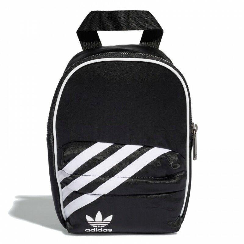 Adidas BP MINI hátitáska, fekete