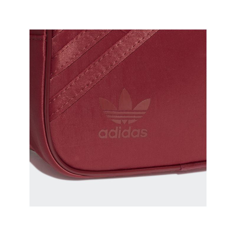 Adidas BAG NYLON női kis táska / hátitáska, bordó