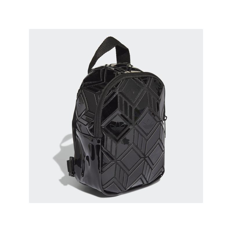 Adidas BP MINI 3D hátitáska, fekete