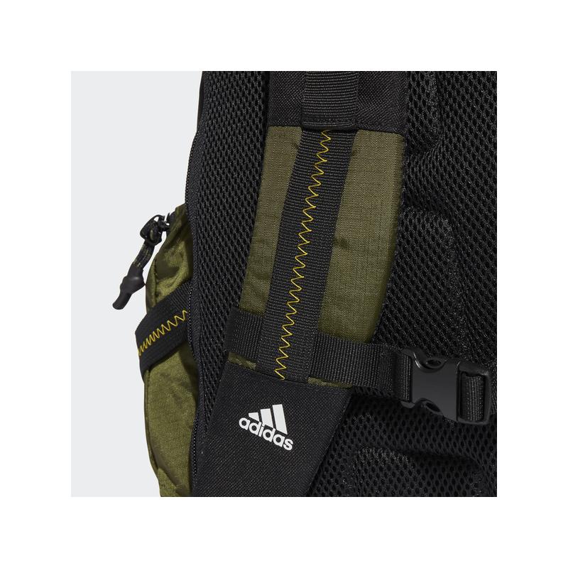 Adidas hátizsák, UXPLR BP, fekete-khaki zöld
