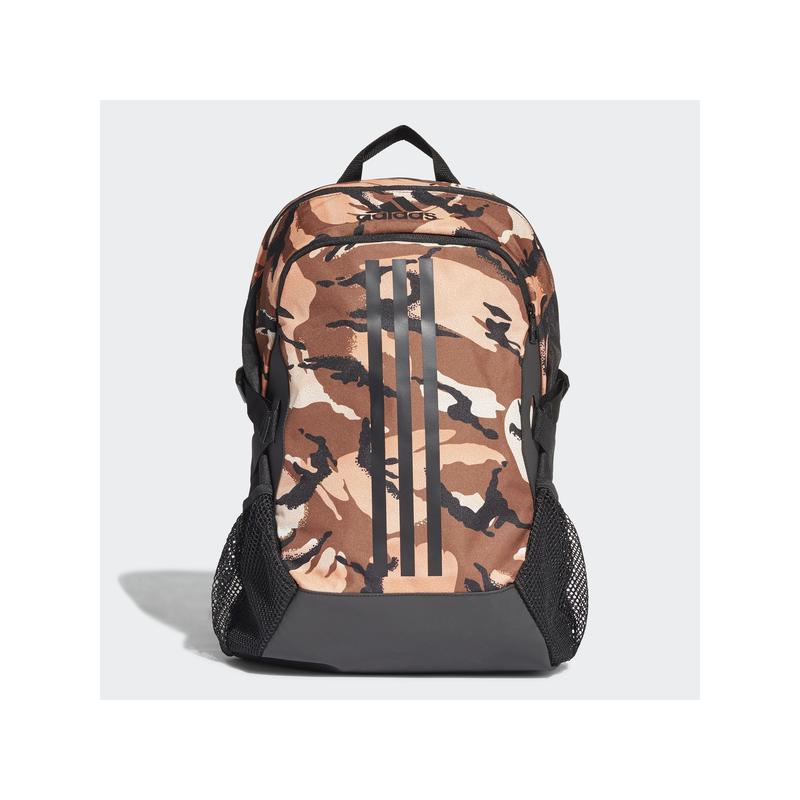 Adidas hátizsák, POWER V G, barna-narancs