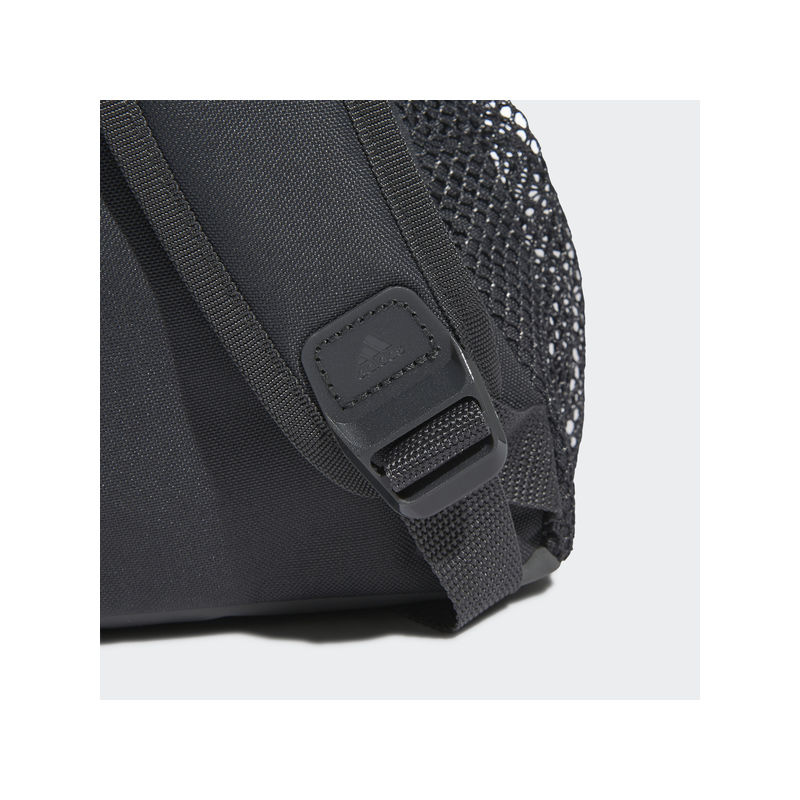 Adidas hátizsák, POWER V, graphit szürke-narancs