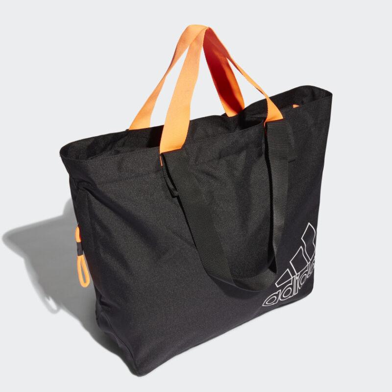Adidas W STREET TOTE női fitness táska, fekete