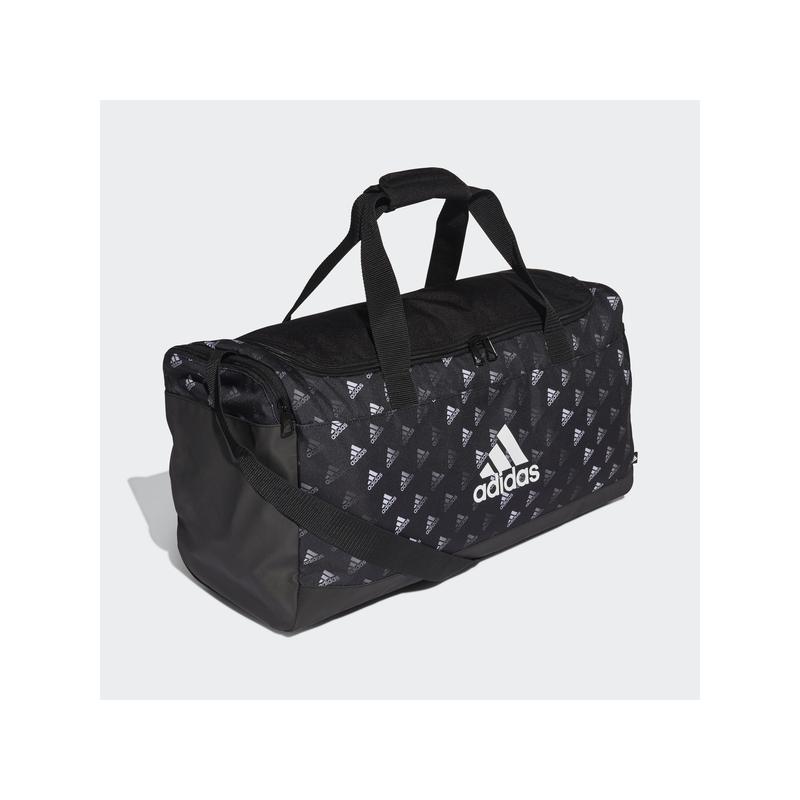 Adidas sporttáska GRAPHIC DUF LIN, fekete