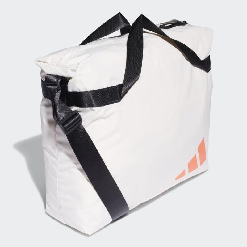 Adidas W STREET TOTE női fitness táska, bézs