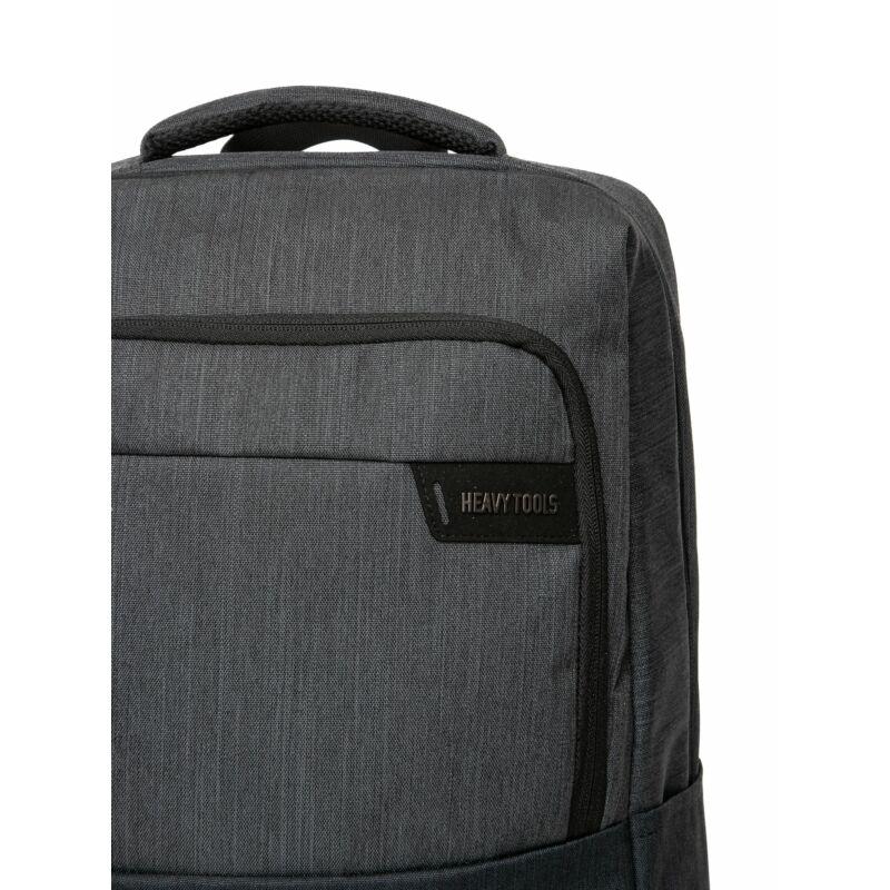 Heavy Tools hátizsák Estus21, fekete