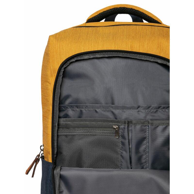 Heavy Tools hátizsák Estus21, sárga