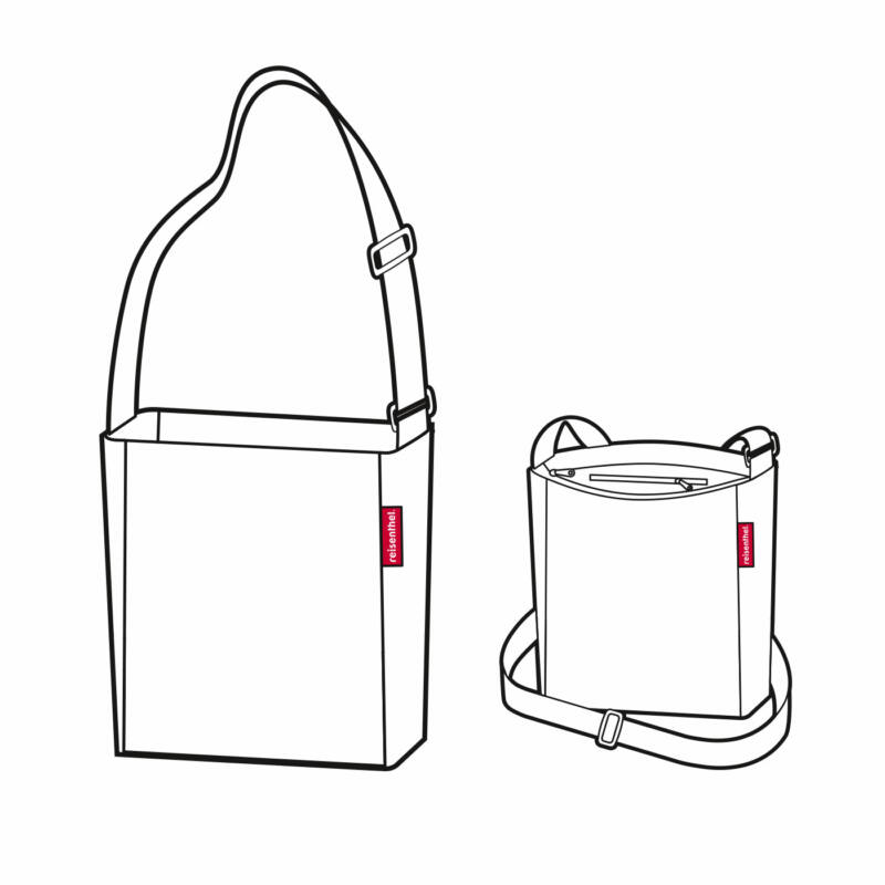 Reisenthel Shoulderbag S, special edition stamps