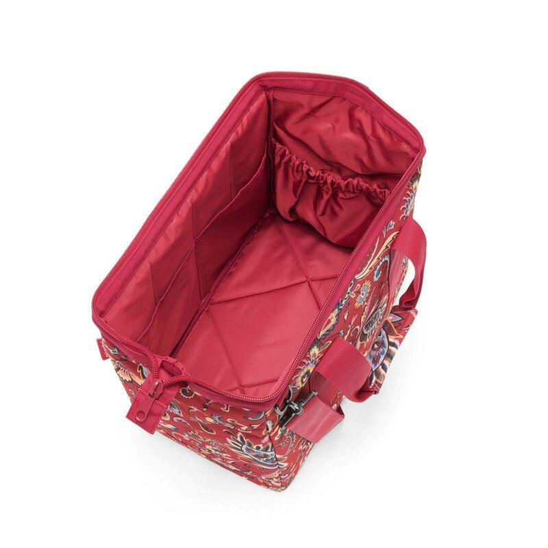 Reisenthel Allrounder M, paisley ruby