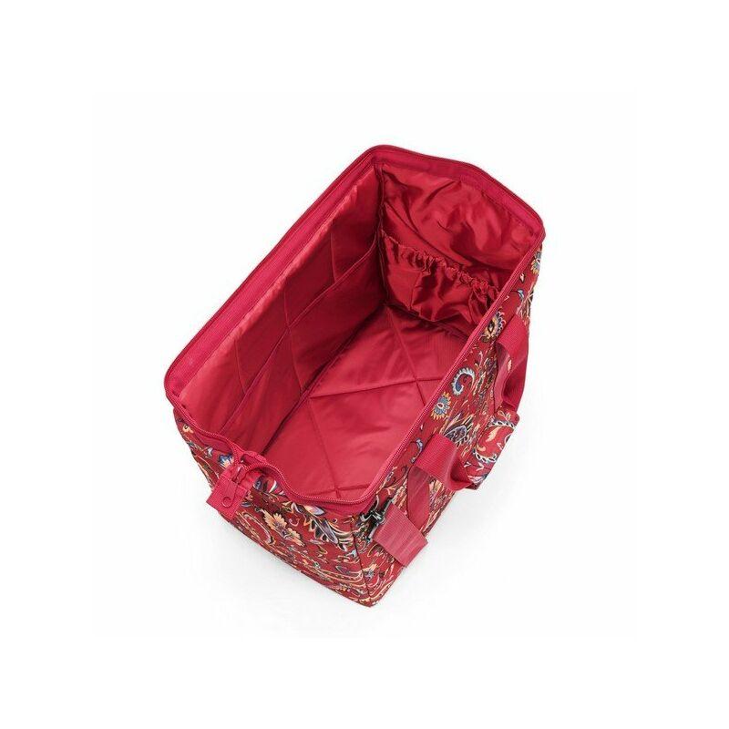 Reisenthel Allrounder L, paisley ruby