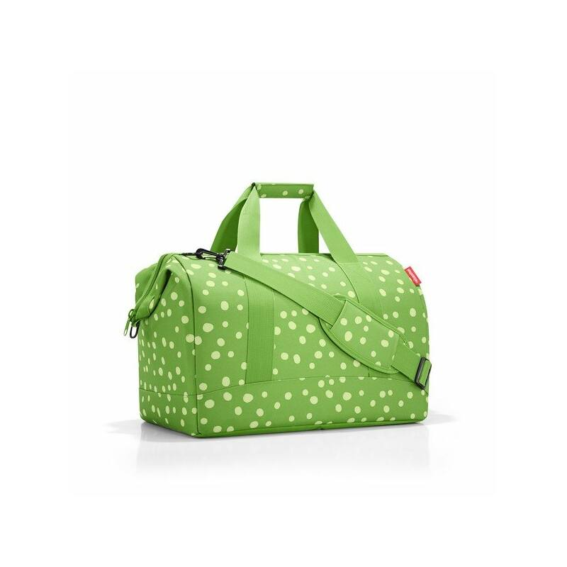 Reisenthel Allrounder L, spots green