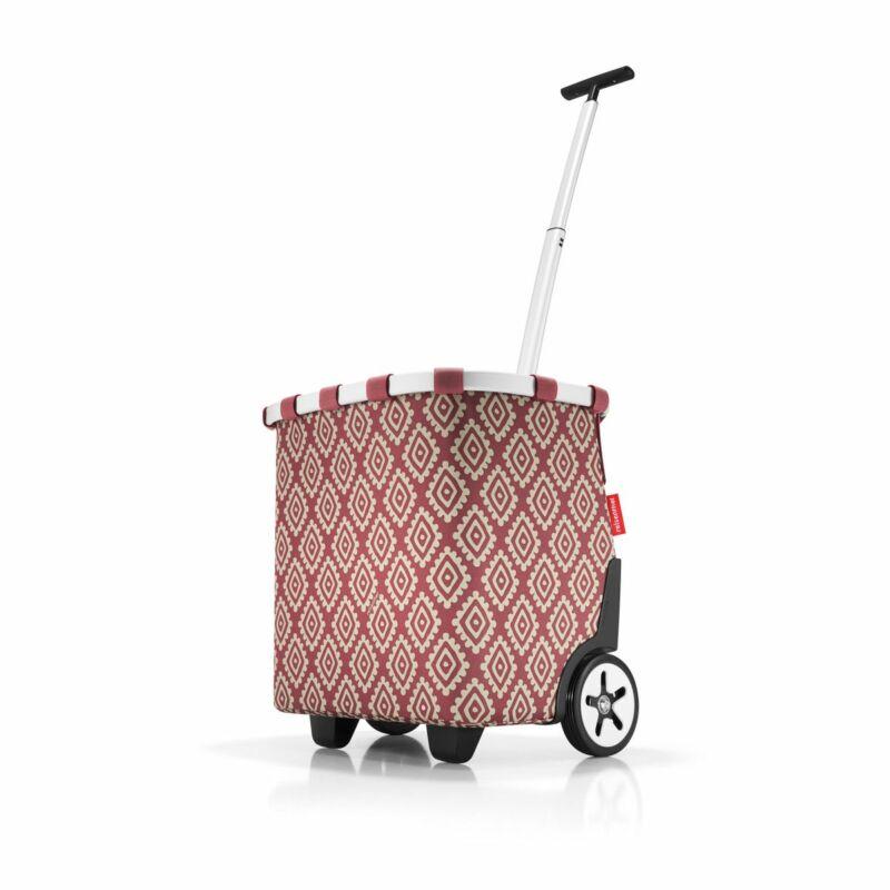 Reisenthel Carrycruiser bevásárlókocsi, diamonds rouge