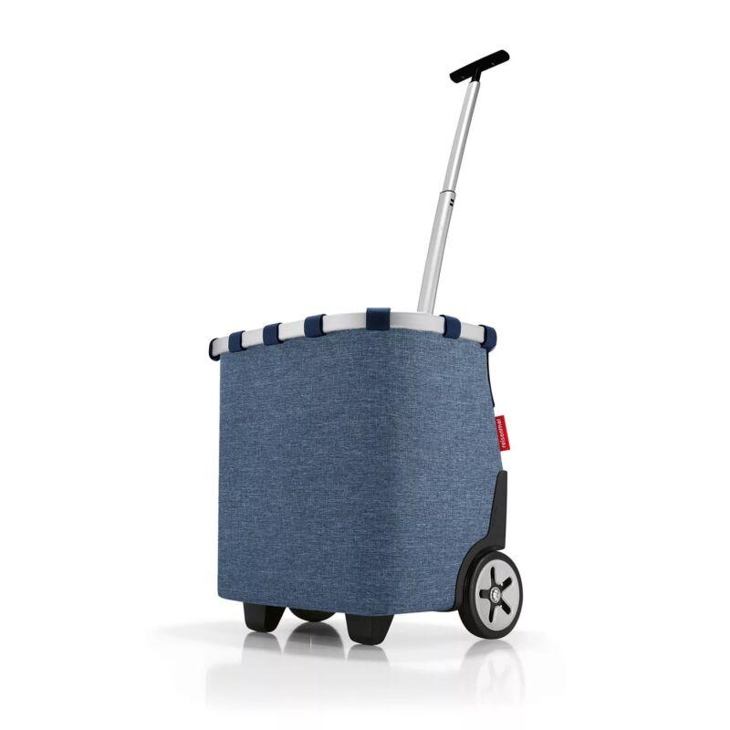 Reisenthel Carrycruiser bevásárlókocsi, twist blue