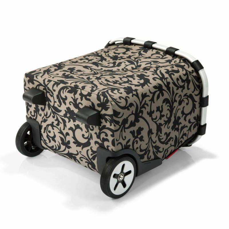Reisenthel Carrycruiser bevásárlókocsi, barokk taupe