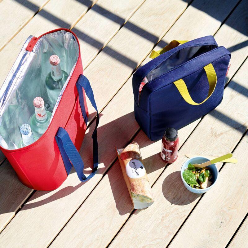 Reisenthel Foodbox hűtőtáska M, színes pötty
