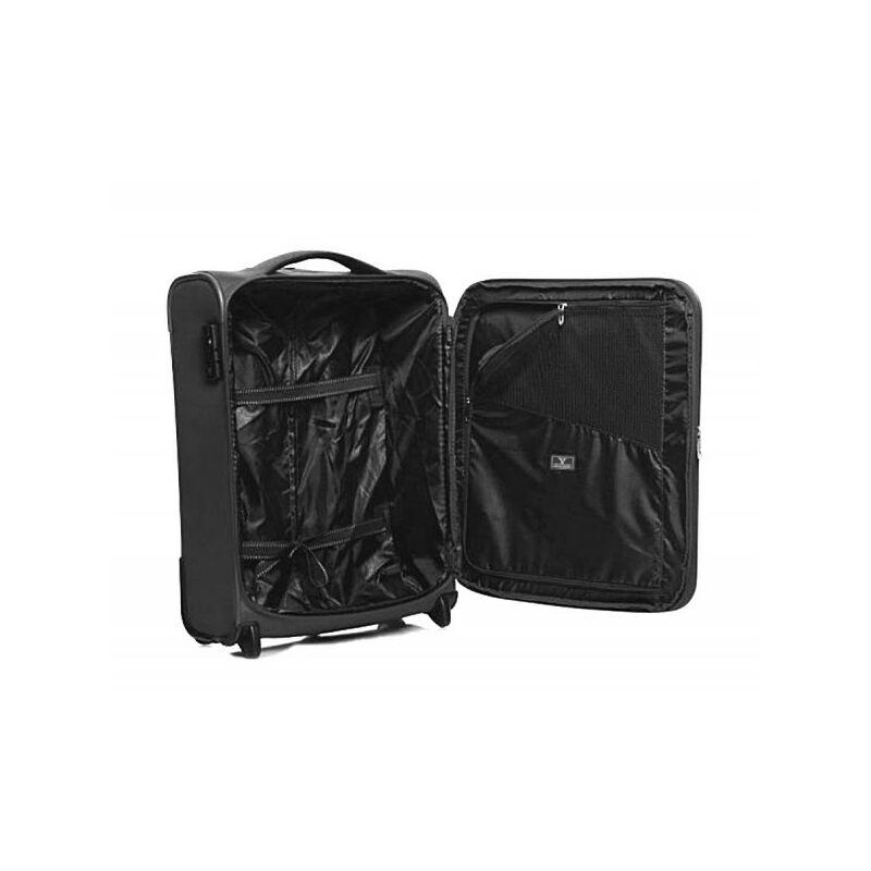 Roncato JAZZ 2-kerekes bővíthető kabinbőrönd S, sötétkék