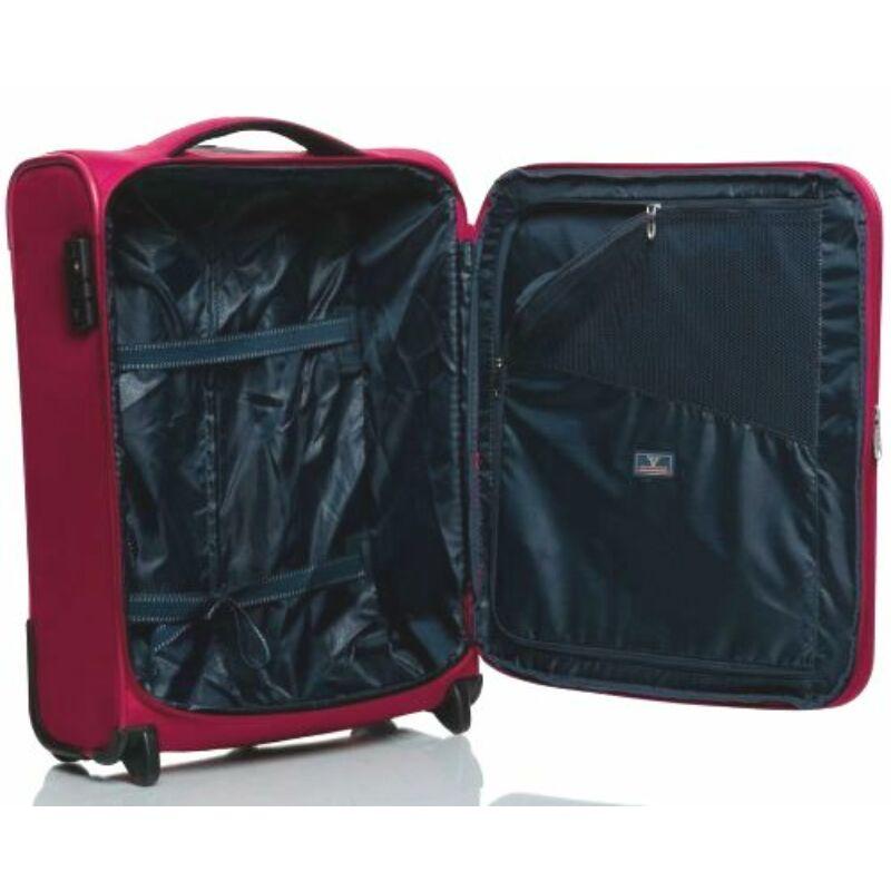 Roncato JAZZ 2-kerekes bővíthető kabinbőrönd S, rózsaszín