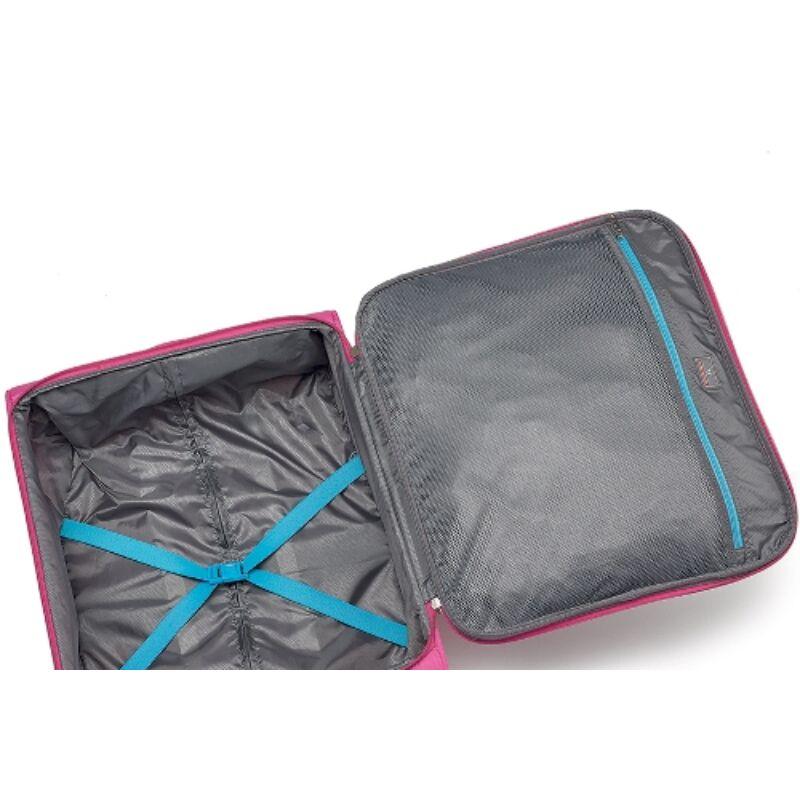 Roncato S-LIGHT 2-kerekes kabinbőrönd S, rózsaszín