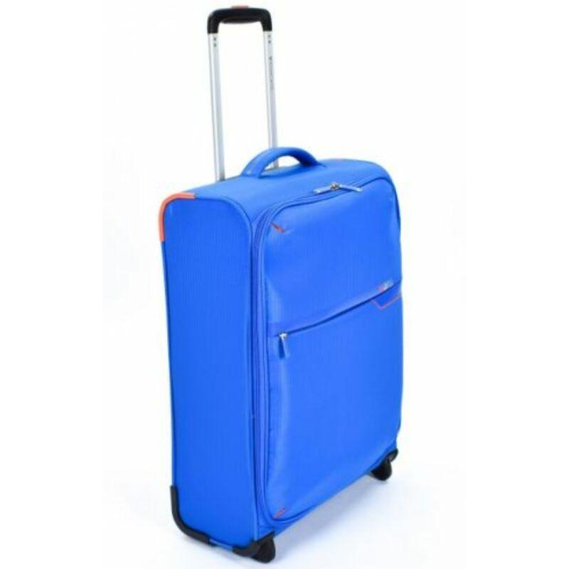 Roncato S-LIGHT 2-kerekes kabinbőrönd S, kék