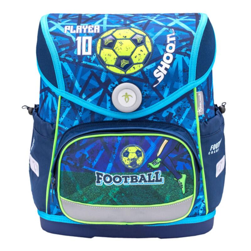 Belmil Compact merev falú iskolatáska, Play Football