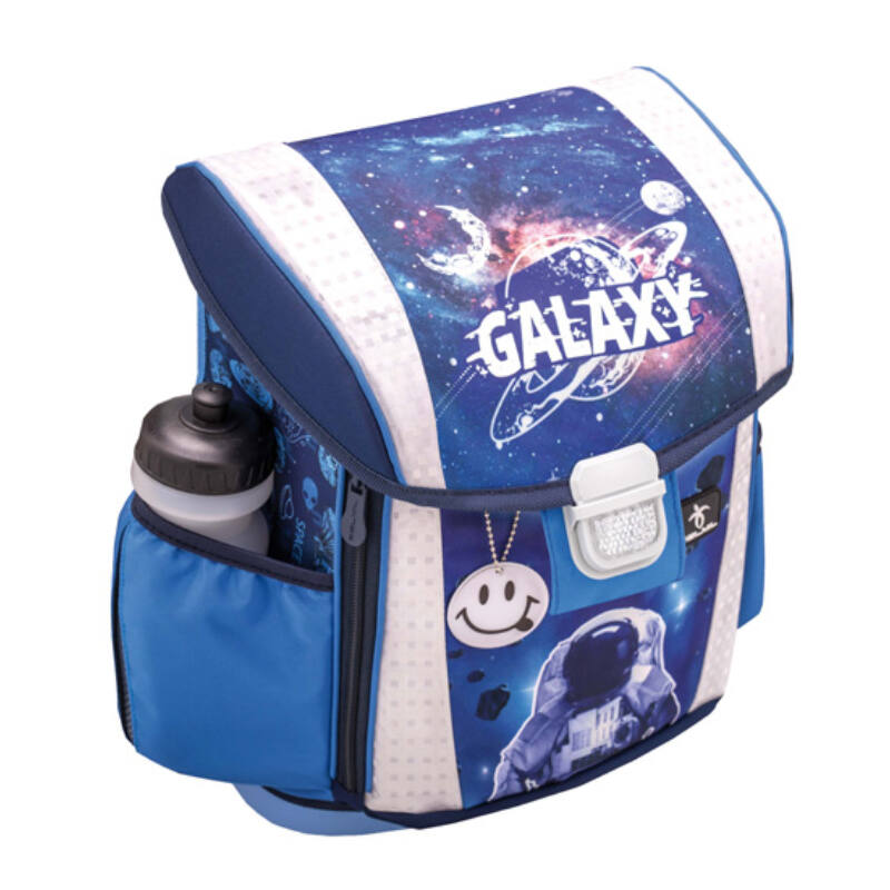 Belmil Customize-Me merev falú iskolatáska, Astronaut in Galaxy