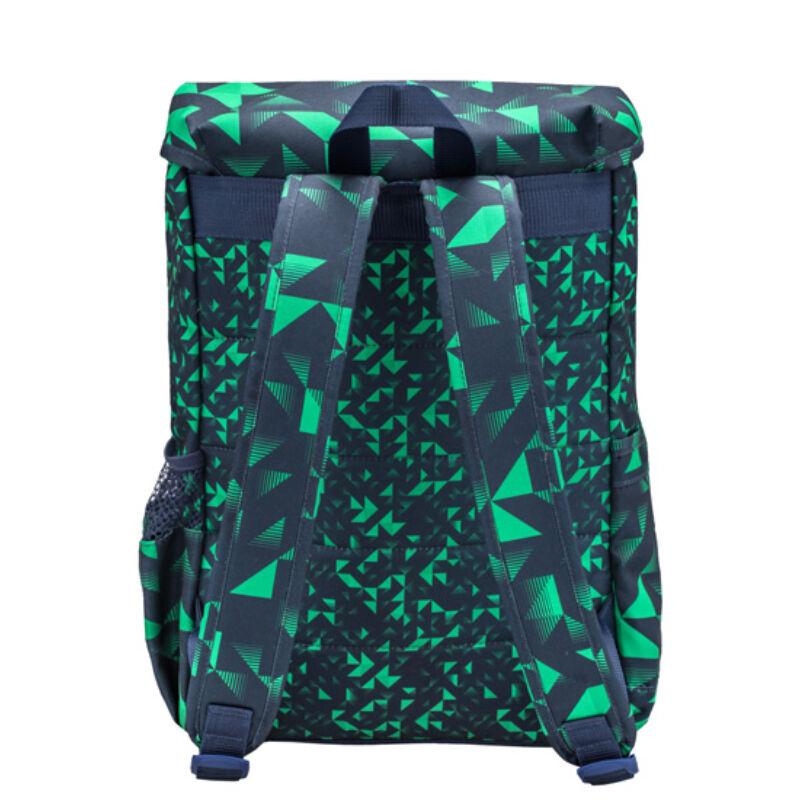Belmil Pack Hátitáska, Triangle Green and Blue