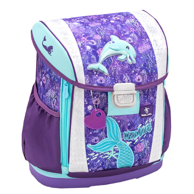 Belmil Customize-Me merev falú iskolatáska, Mermaid