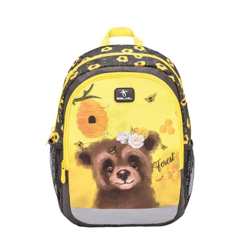 Belmil Kiddy Plus ovis hátizsák, Animal Forest Bear