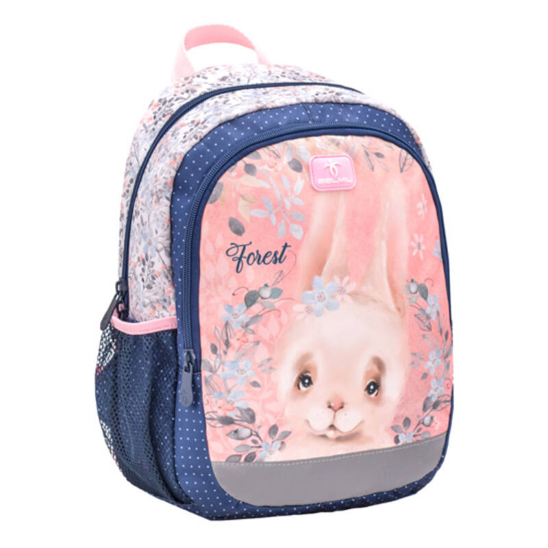Belmil Kiddy Plus ovis hátizsák, Animal Forest Bunny