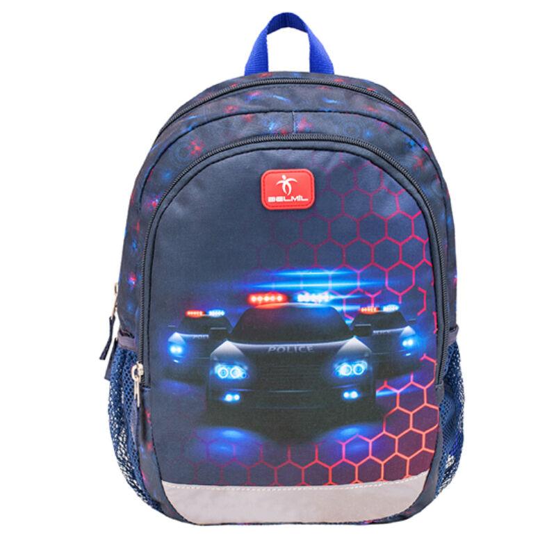 Belmil Kiddy Plus ovis hátizsák, Police